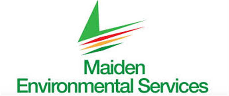 New Member: Maiden Environmental Services