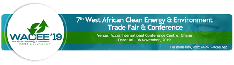 West African Clean Energy & Environment Trade Fair & Conference 2019