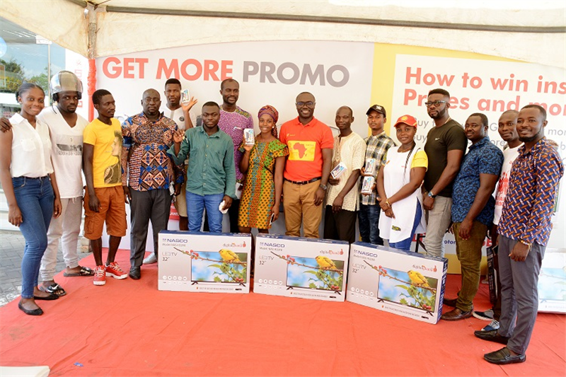 Trotro Driver Wins First Car in Shell 'Get More Promo'