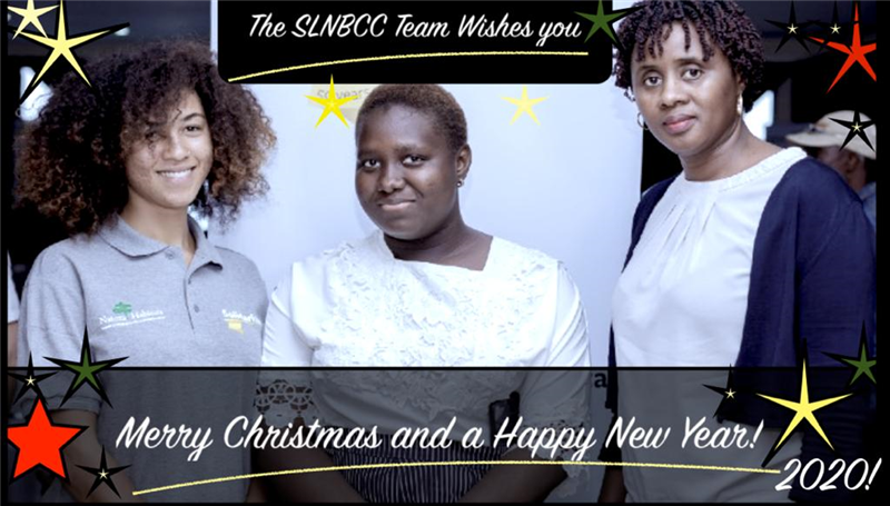 SLNBCC Wishes A Merry X-Mas