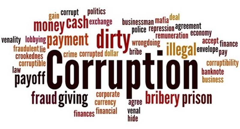 Ghana Ranked 3rd Among 10 Most Corrupt Countries by Perception