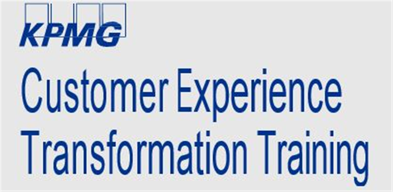 Customer Experience Transformation Training