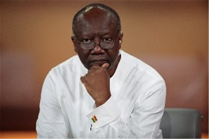 We'll lose a lot of oil Revenue – Ofori-Atta