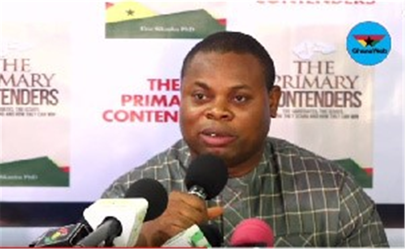 Franklin Cudjoe Calls For Data To Prove UNIPASS Is Superior To Gcnet, Westblue