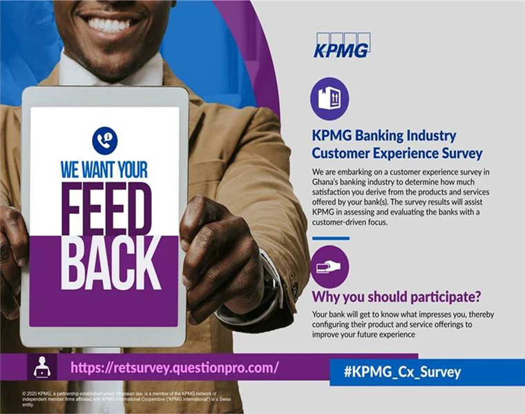 KPMG Banking Industry Customer Experience Survey