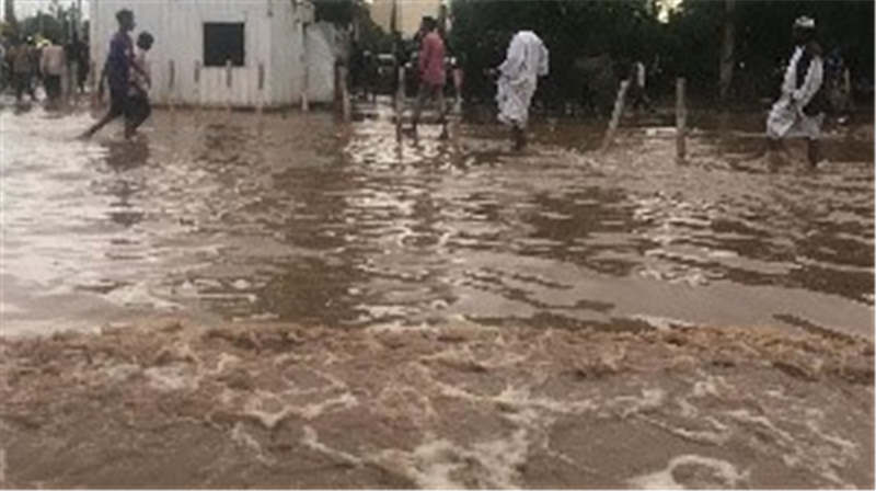 Torrential Rains Kills One, Displaces Several Others