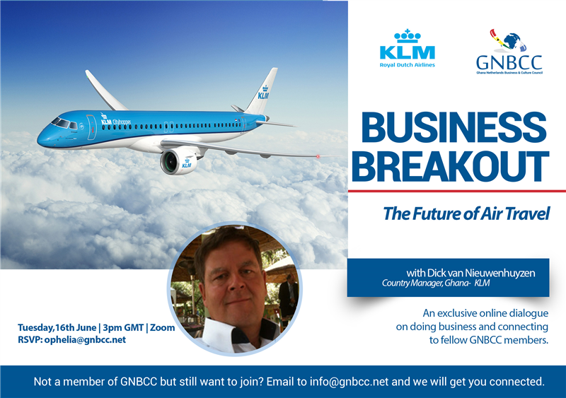 KLM Business Breakout Seminar: The Future of Air Travel