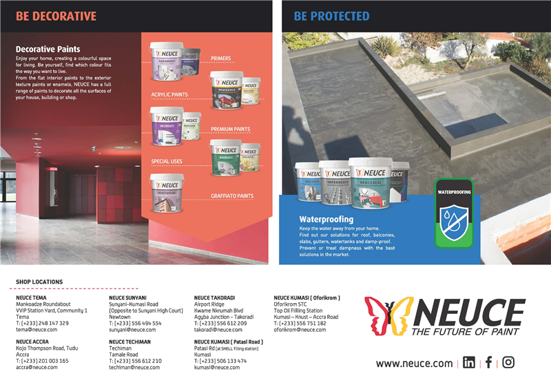 Advertisement: Neuce Paint
