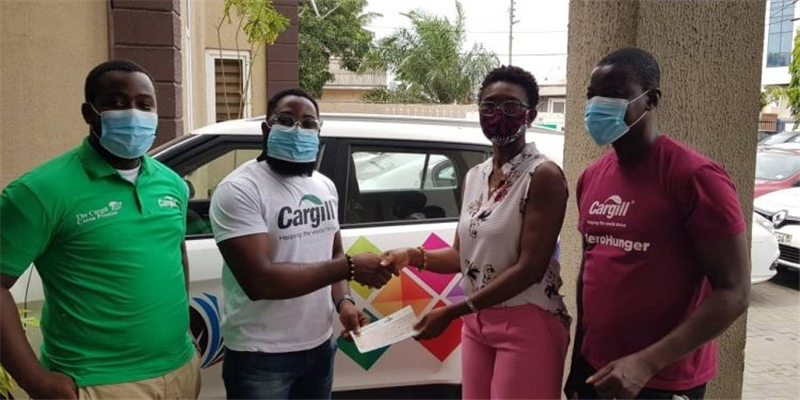 Cargill Ghana Limited supports Citi FM's Easter Orphan Project with GHS5,000